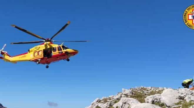 118 soccorso alpino