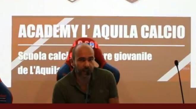 Goffredo Juchich academy l'aquila calcio