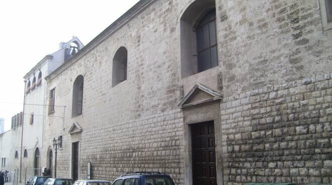 monastero sa ruggero barletta