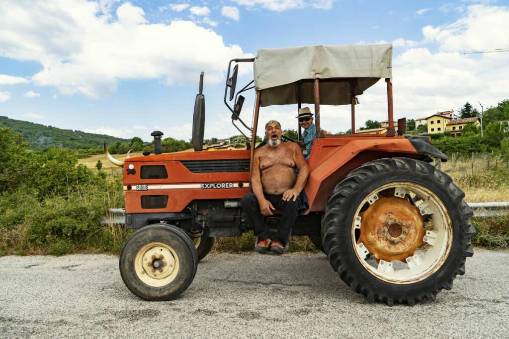 trattori d'epoca