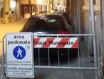 aree pedonali zone auto