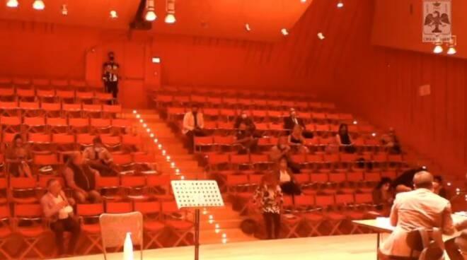 consiglio comunale auditorium