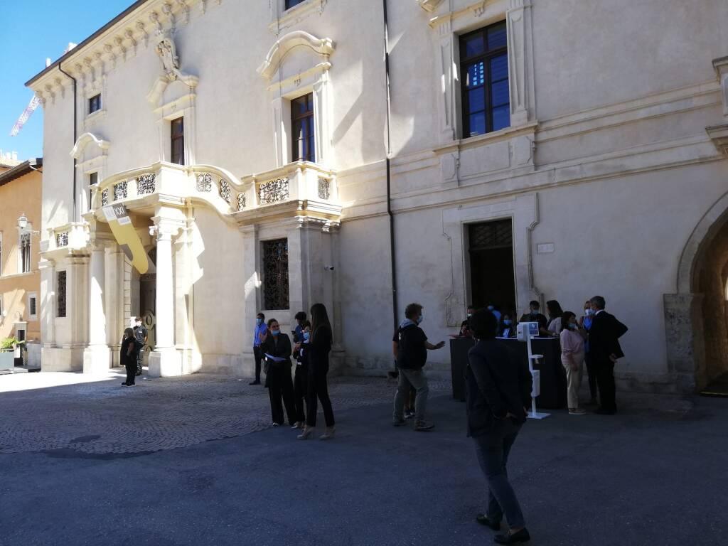 Palazzo Ardinghelli apertura