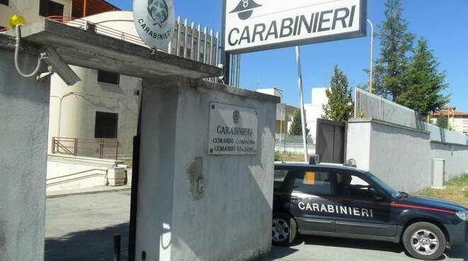 carabinieri sulmona