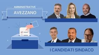 candidati avezzano 2020