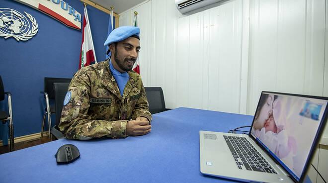 Nascita via Skype libano