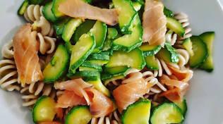 pasticci di ale zucchina salmone