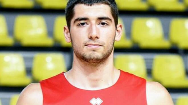 Emiliyan Grudov nuovo basket aquilano