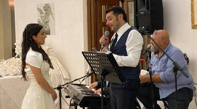 matrimonio daniele Ferella