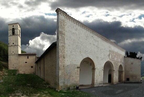 abbazia di Lucoli