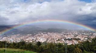 arcobaleno l'aquila