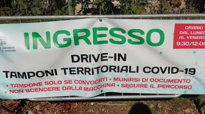 drive in Collemaggio