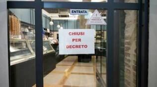 chiuso per decreto covid