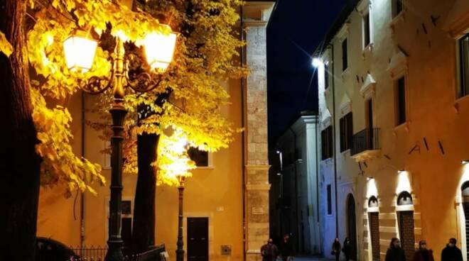 piazza santa regina margherita centro l'aquila CESARE IANNI