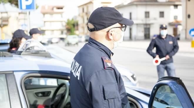 Questura polizia L'Aquila