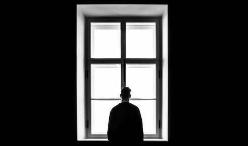 solitudine quarantena isolamento