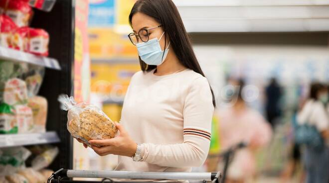 covid supermercato