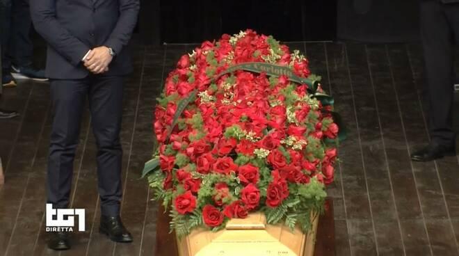 funerale proietti
