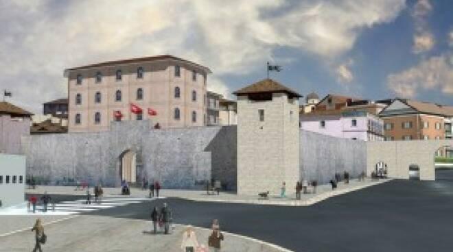 progetto Porta Barete