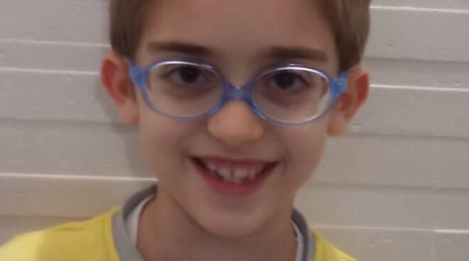 matteo 8 anni