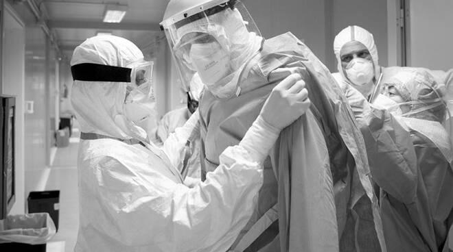 lorenzo scimia: medici e covid