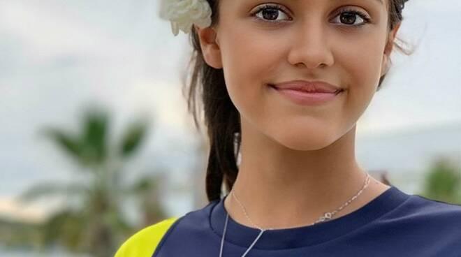 Rachele 15 anni