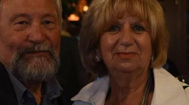 Alfredo moretti e Giovanna mantini