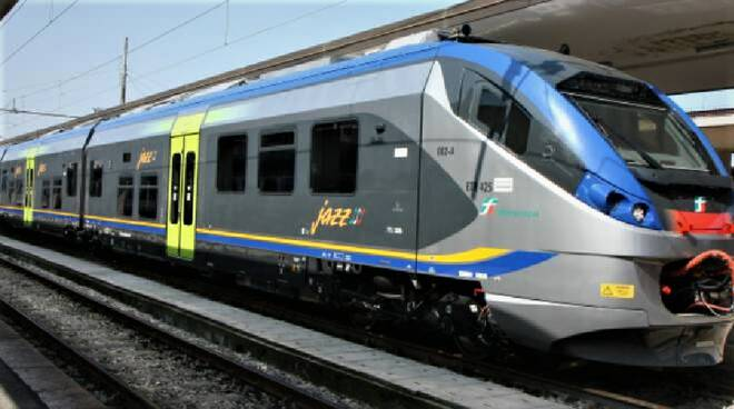 ferrovia Pescara Roma