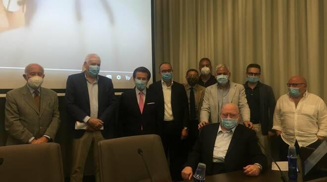 progetto esecutivo potenziamento terapia intensiva san salvatore