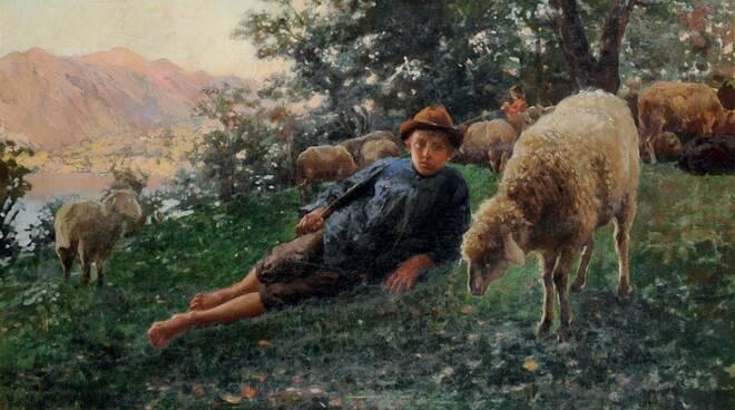 favola pastore abruzzese