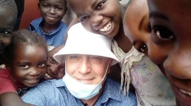 francesco barone missione rep dem Congo