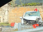 incidente superstrada bazzano