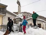 casaline di preturo neve