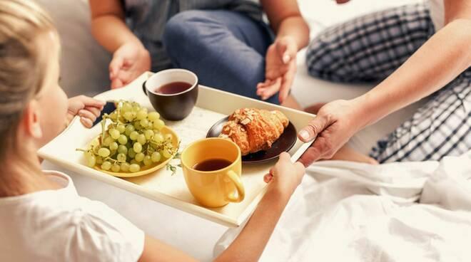 colazione famiglia