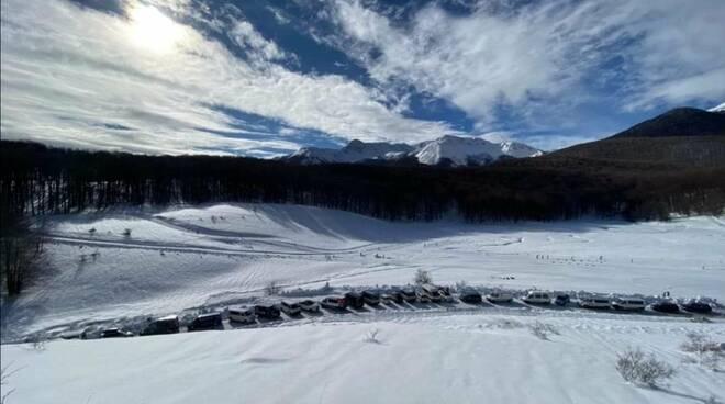 campionati sci Alfedena