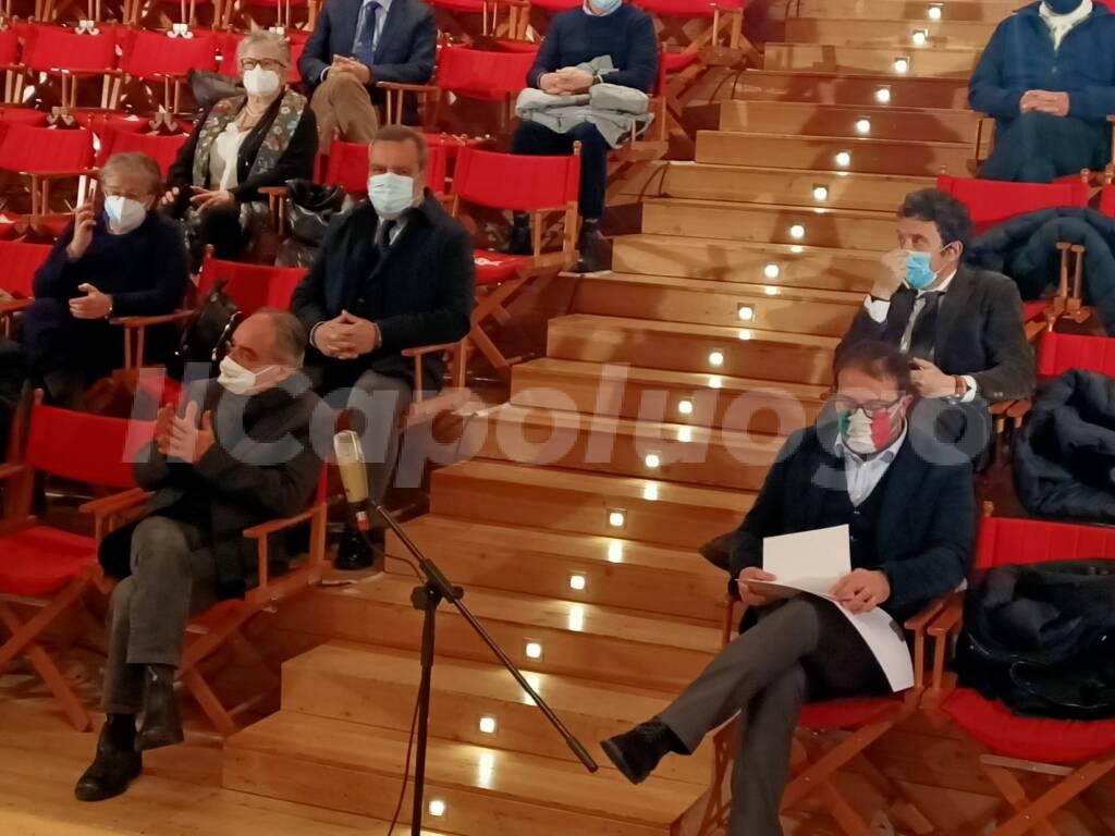 biondi conferenza l'aquila perde sfida capitale italiana cultura 2022