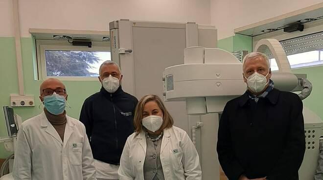 apparecchio radiologico tagliacozzo