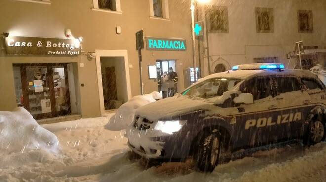 polizia farmaci