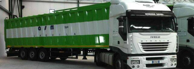 asm camion