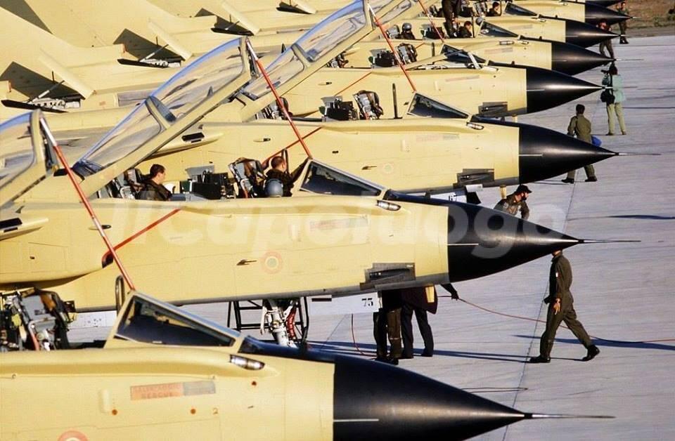 cocciolone tornado partenza per iraq