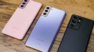 galaxy s21 ultra smartphone