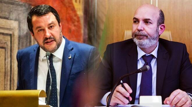 Matteo Salvini Vito Crimi