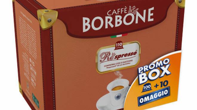 promobox Caffè Borbone