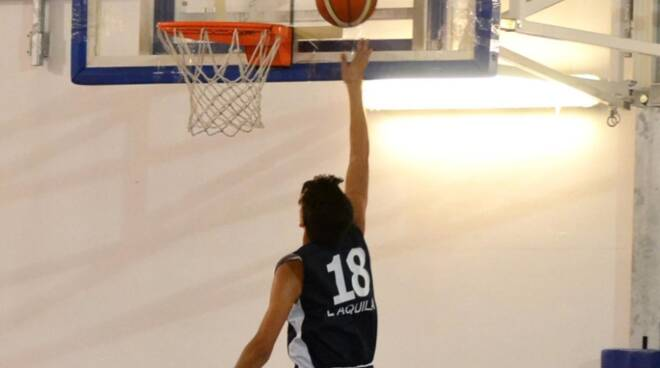 nuovo basket aquilano