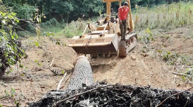 lavori maltempo settore ambiente l'aquila