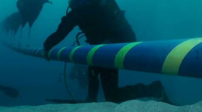 cavo sottomarino terna