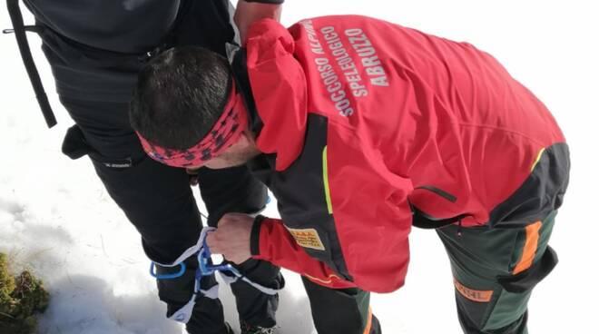 soccorso alpino velino