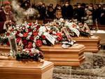 cattedrale funerali dispersi velino