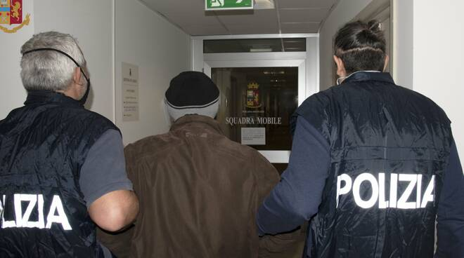 arresto latitante carsoli