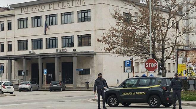 guardia di finanza sulmona tribunale